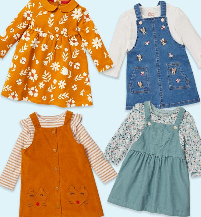 Kleider für Babys