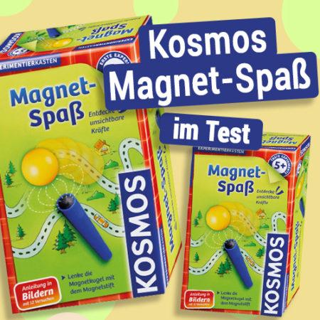 Kosmos Magnet-Spaß Beitragsbild