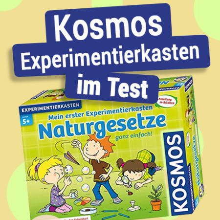 Kosmos Experimentierkasten Naturgesetze Beitragsbild
