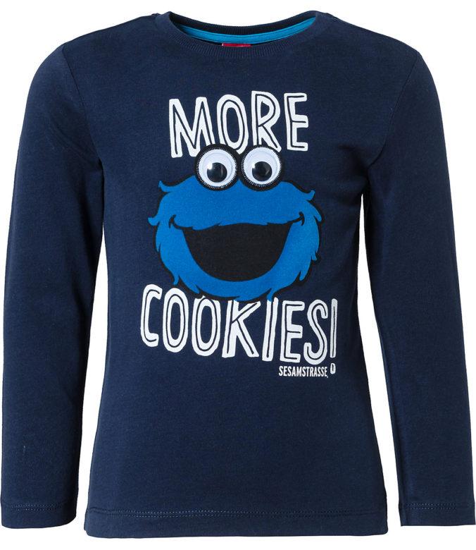 Krümelmonster Pullover für Jungen