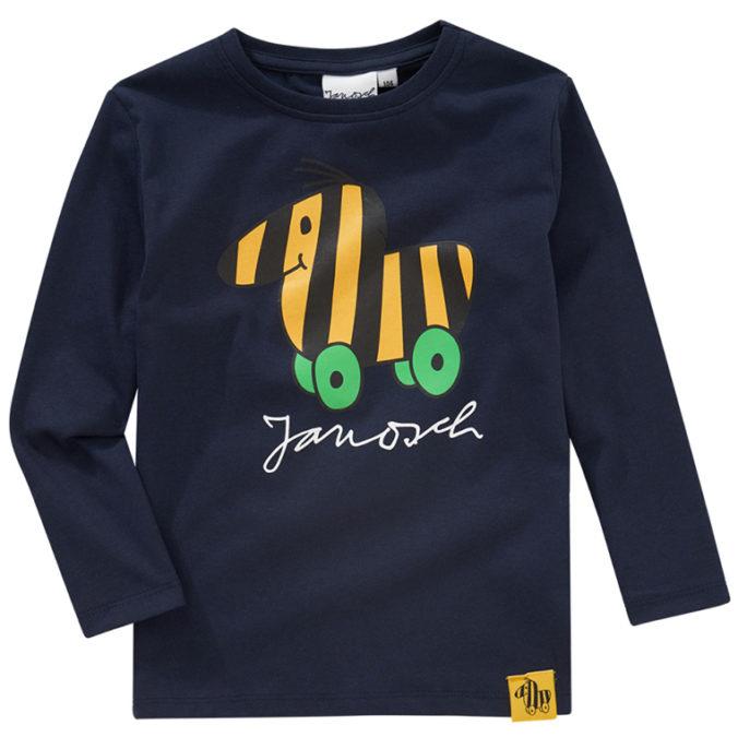 Langarmshirt mit Janosch Print