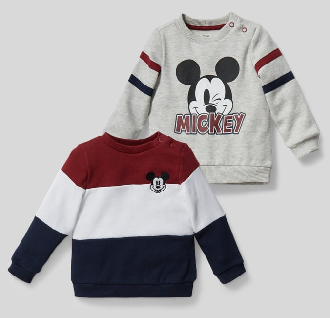 Mickey Mouse Pullover für Kinder