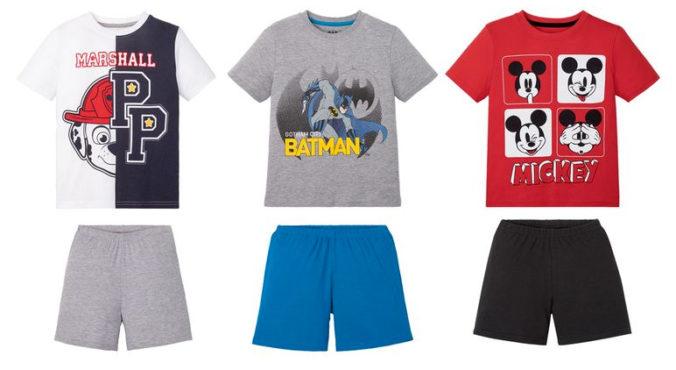 Pyjamas für Jungen