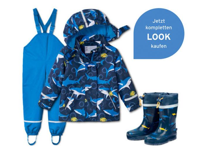 Regenbekleidung für Jungen