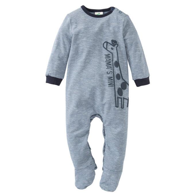 Einteiliger Schlafanzug für Babys