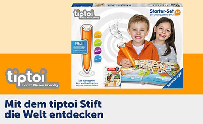 tiptoi Starter Set