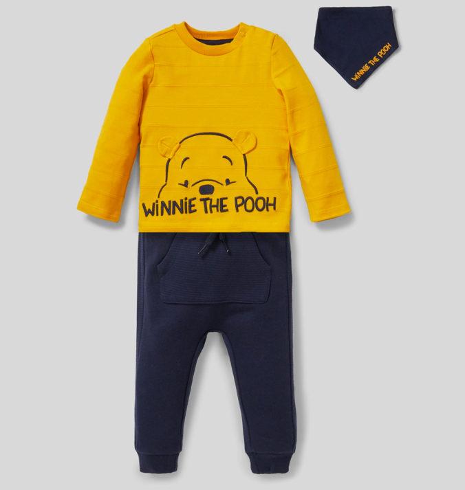 Winnie Pooh Set für Kinder