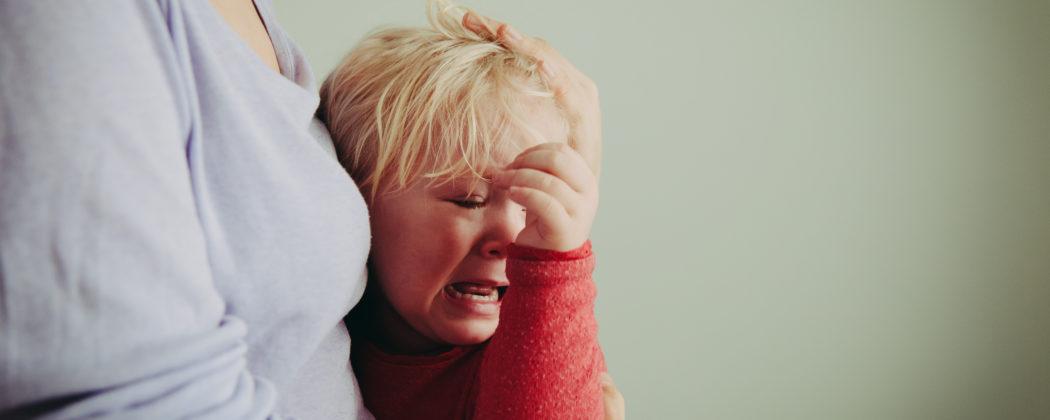 Banner: Wie solltest du reagieren, wenn dein Kind dich haut?