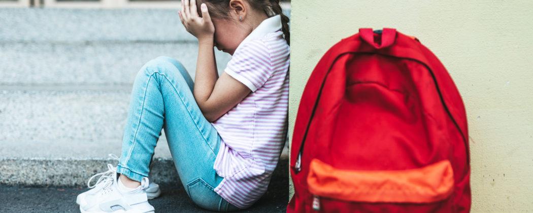 Banner: Mobbing? Und nun? 4 Tipps, wie du deinem Kind hilfst