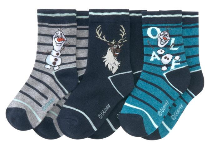 Frozen Socken für Kinder