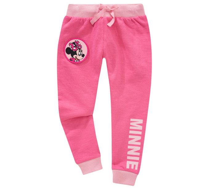 Pinke MinnieMouse Jogginghose für Kinder