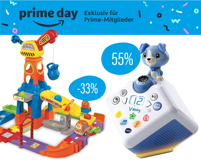 Spielwaren Primeday