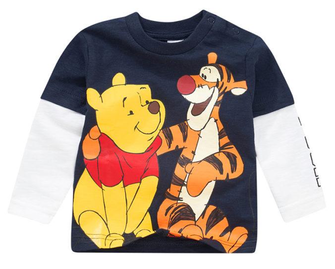 Winnie Puuh Langarmshirt für Kinder