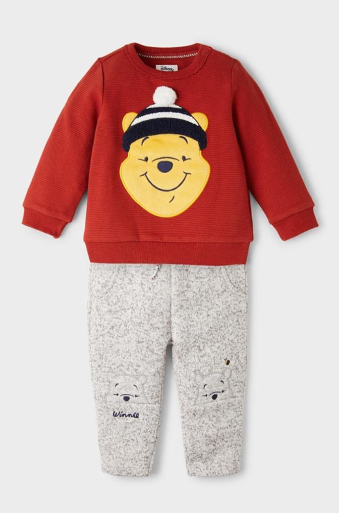 Winnie Puuh Mode Set für Babys