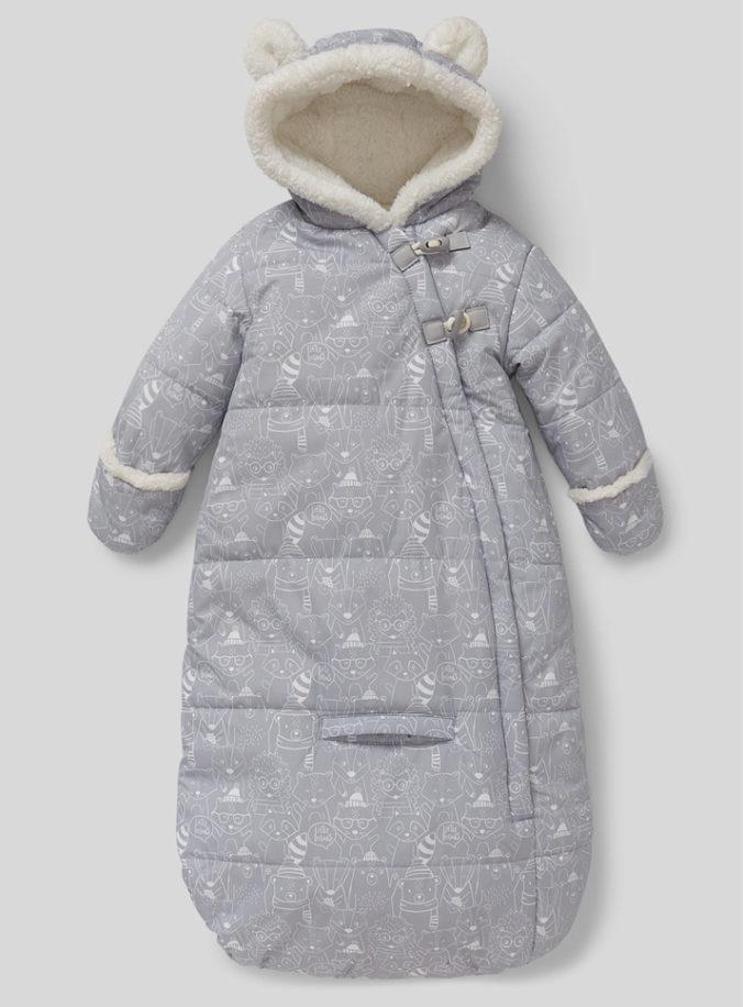 Wintersack für Babys