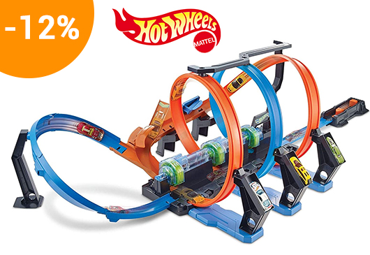 Hot Wheels Rennbahn