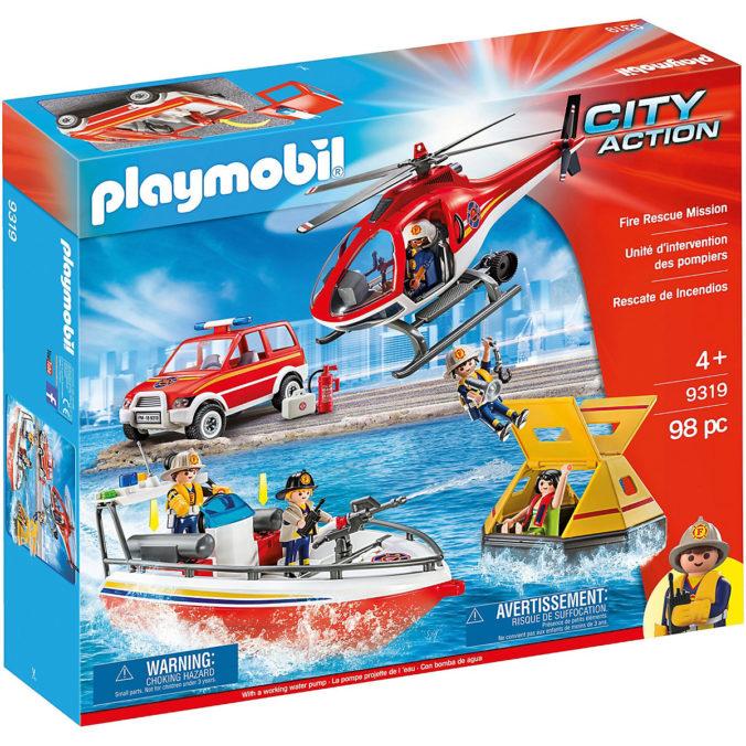 PLAYMOBIL® 9319 Feuerrettungsmission 89,99 € (UVP)