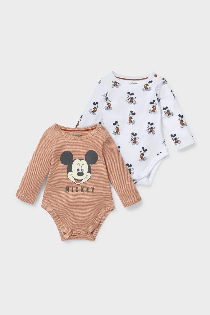 Mickey Mouse Body Set für Kinder