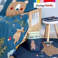 Kinderzimmer mit Bären-Deko