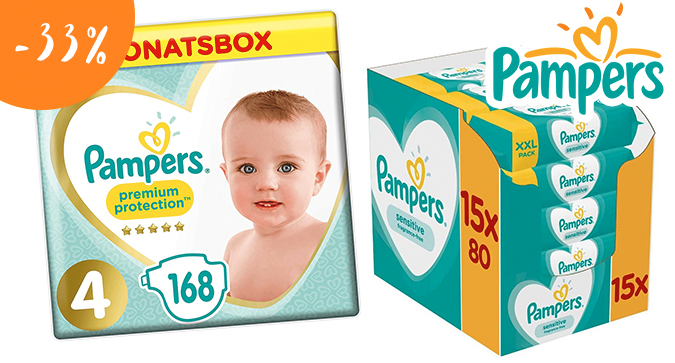 Pampers Amazon Sale