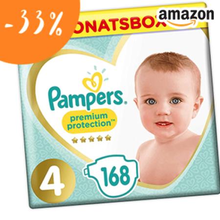 Pampers Amazon Sale Beitragsbild