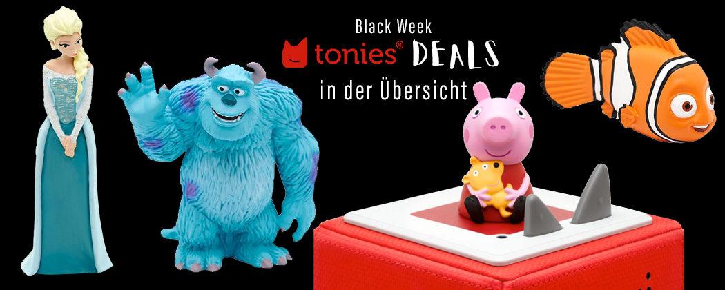 Tonie Deals in der Black Week