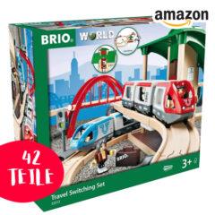 Brio Reisezug Set