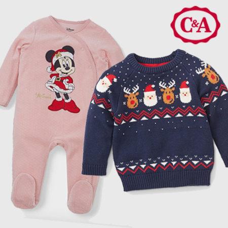 C&A Weihnachtsmode