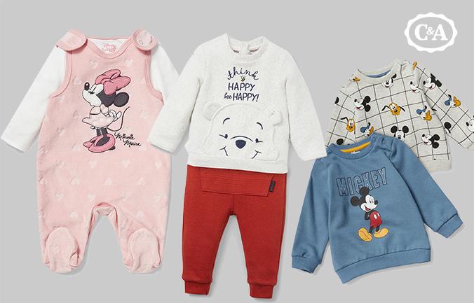 Disneymode für Kinder