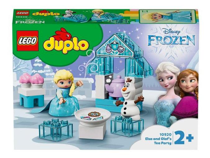 Duplo Frozen Set