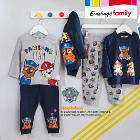 Paw Patrol Mode für Kleinkinder