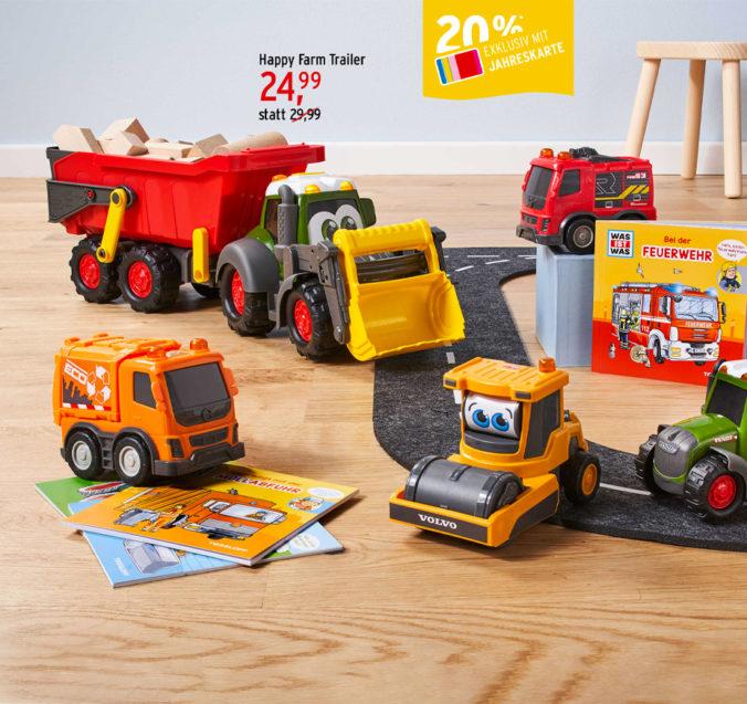 Spielzeugfahrzeuge für Kinder