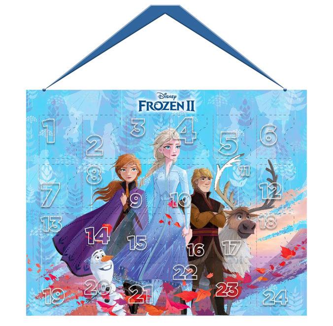 Frozen Adventskalender mit Beauty-Artikeln