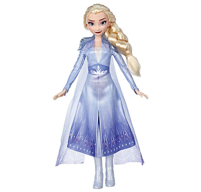 Frozen Elsa Puppe