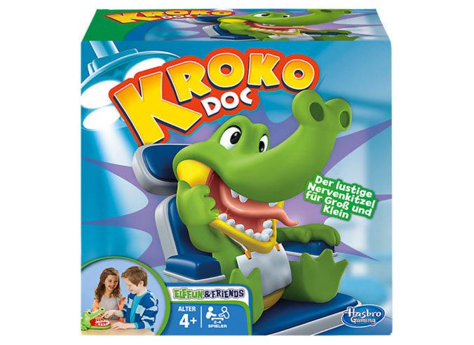 Kroko Doc Spiel für Kinder