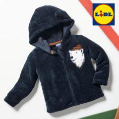 LIDL Sweatshirtjacke für kleine Jungs