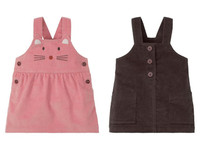 Latzkleider für Mädchen