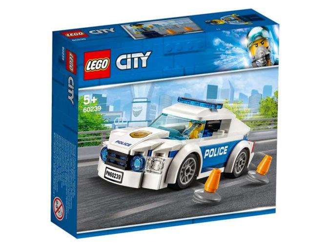 Lego City Polizeitauto