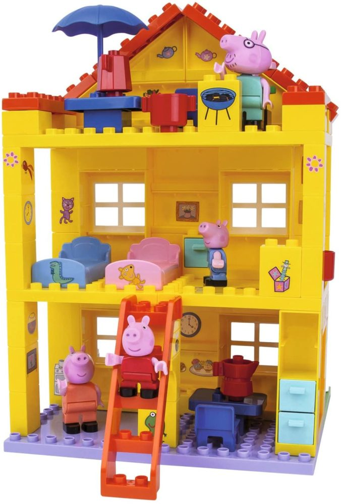 Peppa Spielhaus