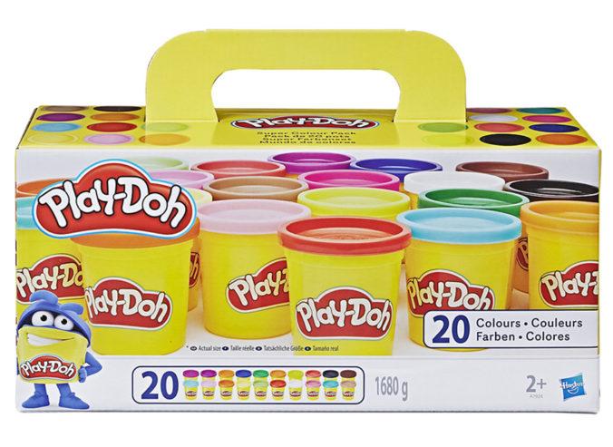 Play-Dooh 20er Set
