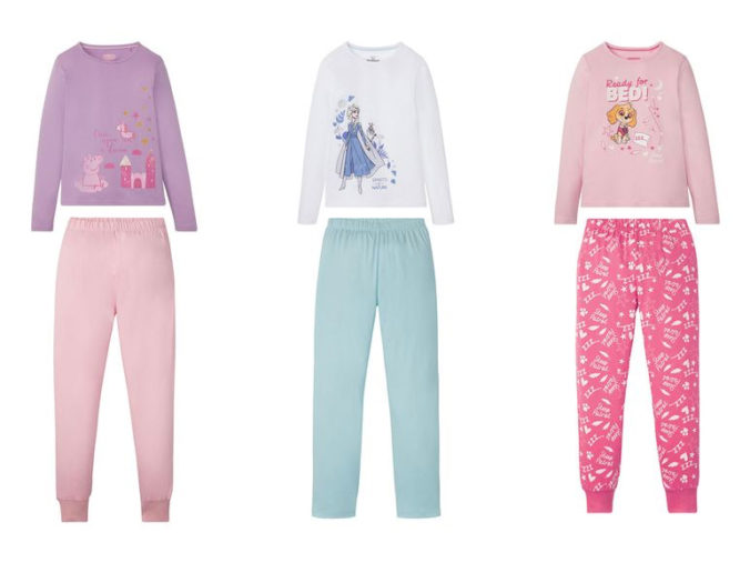 Pyjama für Mädchen
