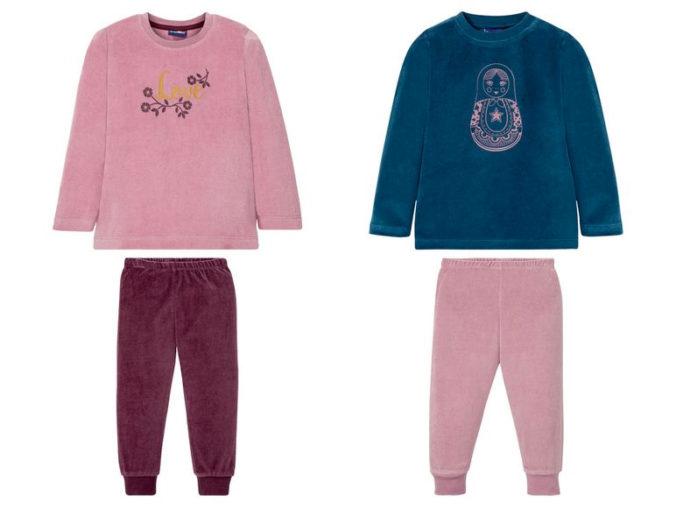 Pyjamas für Mädchen