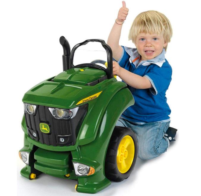 Traktor zum Schrauben für Kinder