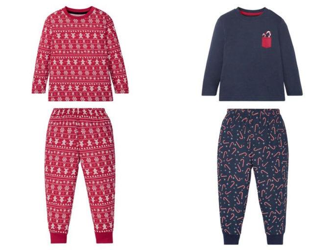 Weihnachtspyjama für Kinder