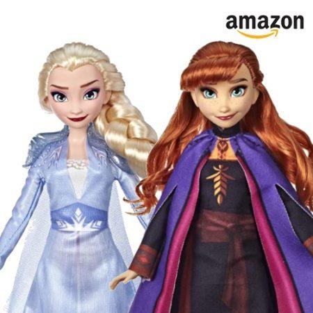 Anna und Elsa Puppen Beitragsbild