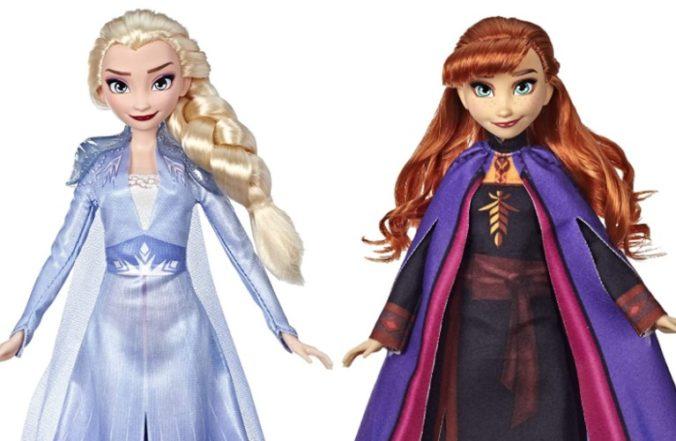 Anna und Elsa Puppen bei Amazon