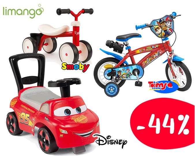 Verschiedene Fahrzeuge für Kinder