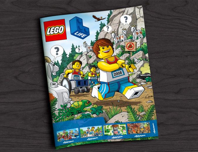 LEGO Life Magazin