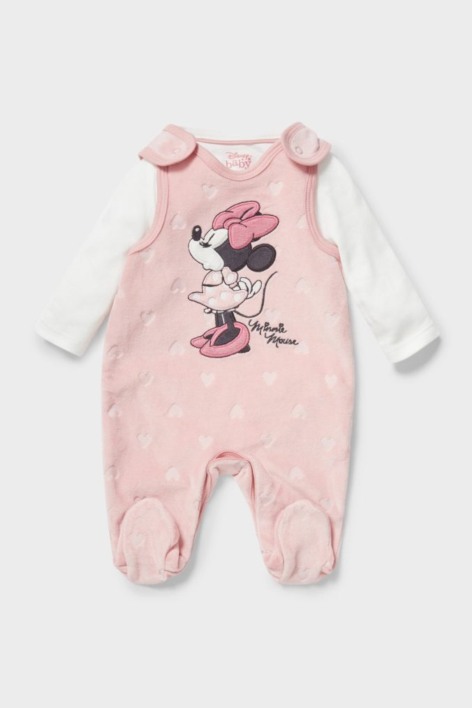 Minnie Mouse Strampler