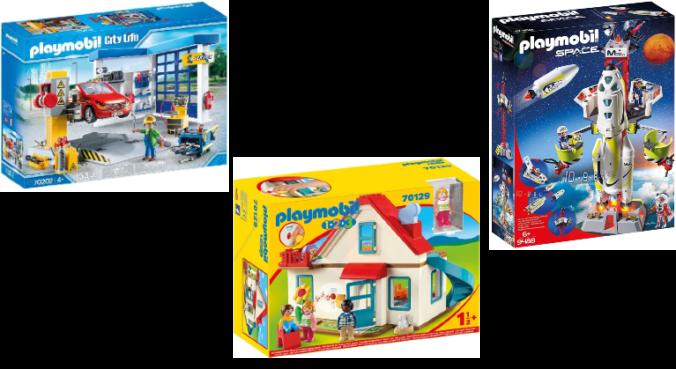 Playmobil Amazon Sale Slider